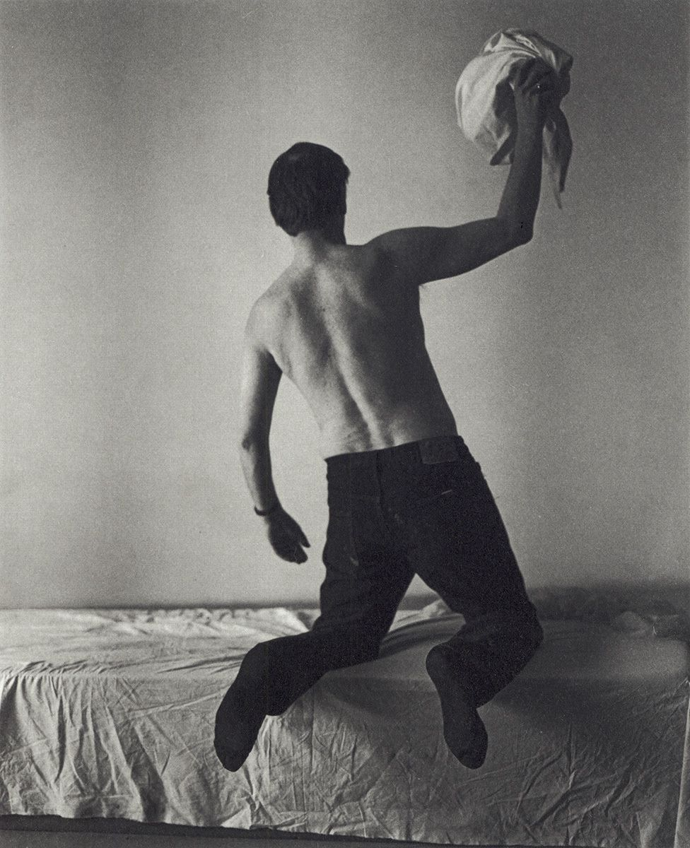 "MARTIN KIPPENBERGER ""THE RAFT OF THE MEDUSA"" 1© ELFIE SEMOTAN"