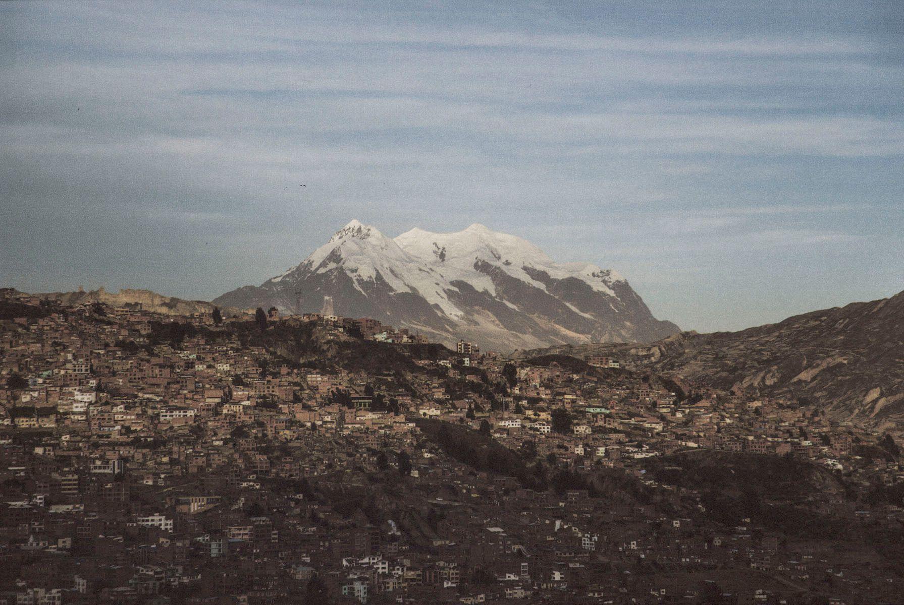 La Paz, Bolivia 2013
