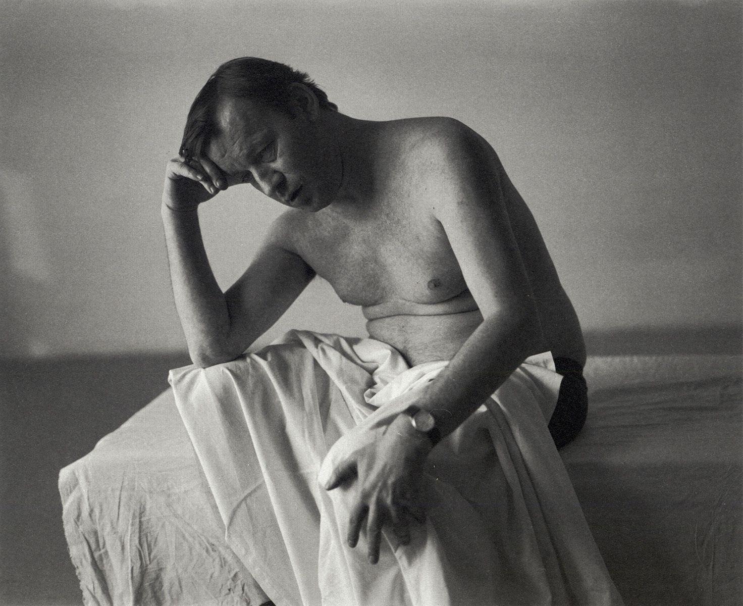 "MARTIN KIPPENBERGER ""THE RAFT OF THE MEDUSA"" 2© ELFIE SEMOTAN"