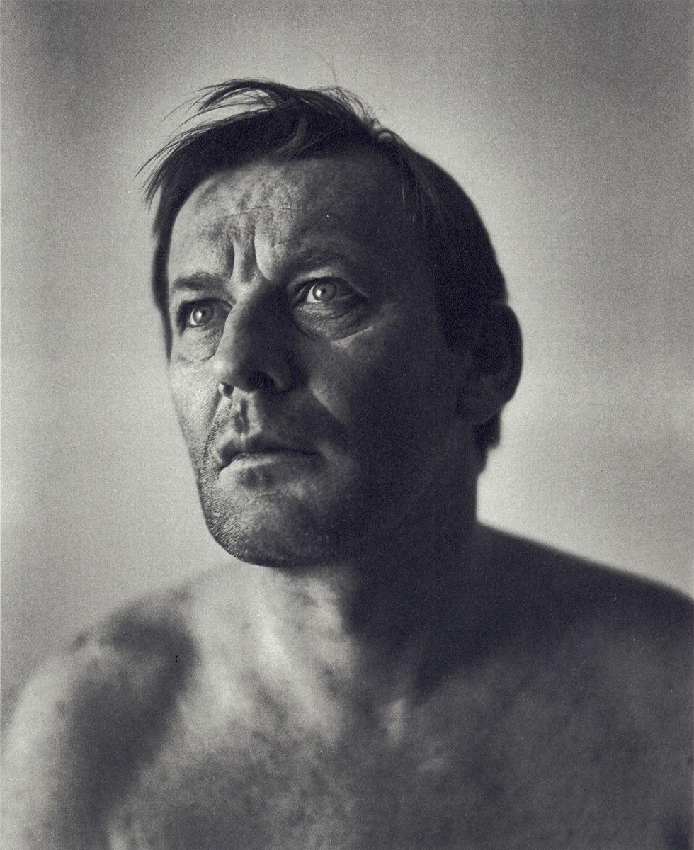"MARTIN KIPPENBERGER ""THE RAFT OF THE MEDUSA"" 6© ELFIE SEMOTAN"