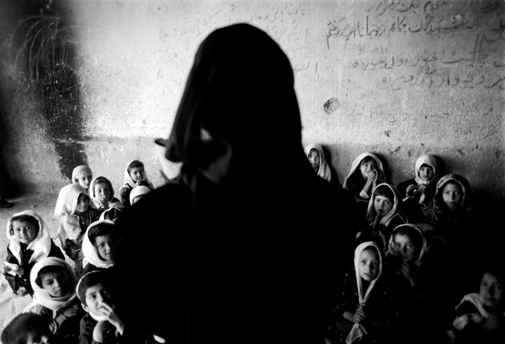 School for GirlsKabul, Afghnaistan1996