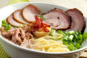 Tonkotsu by Florida commercial food photographer