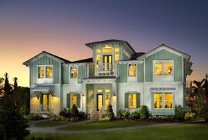 minto coach homes architectural photographer florida