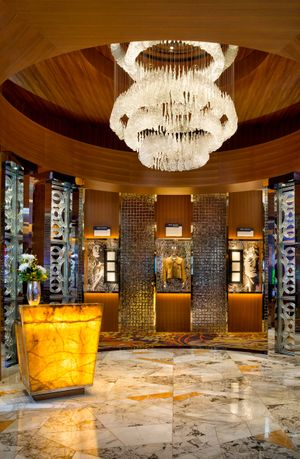 Hard Rock VIP Slots Florida architectural photographer