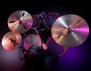 drum set product photography Florida