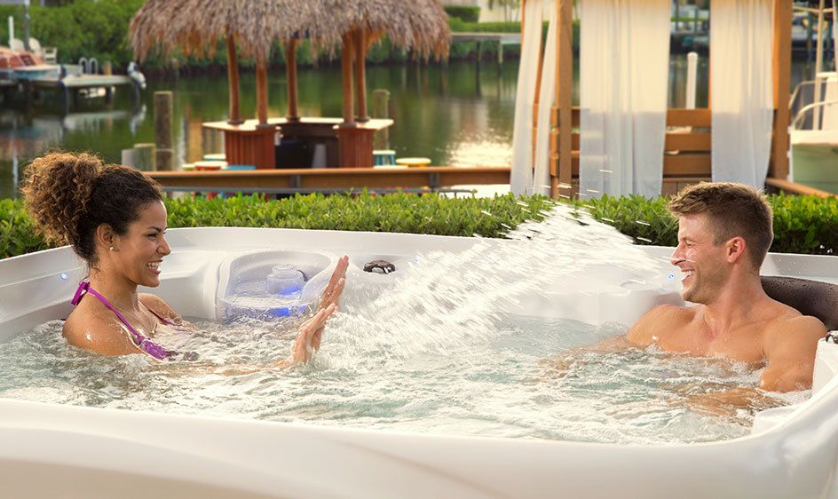 Tampa spa by Florida corporate photographer