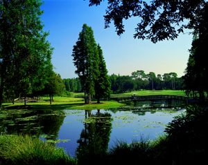 golf course avila by Florida commercial photographer