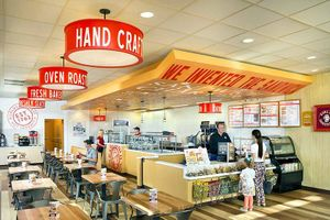 Earl of Sandwich by Florida architectural photographer