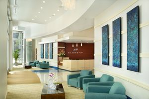 The Element Lobby Downtown Tampa