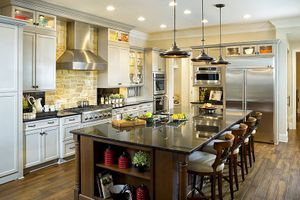 bordeaux kitchen Florida architectural photographer