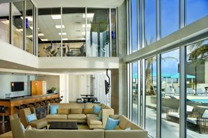 The Element Social Room Florida architectural photographer