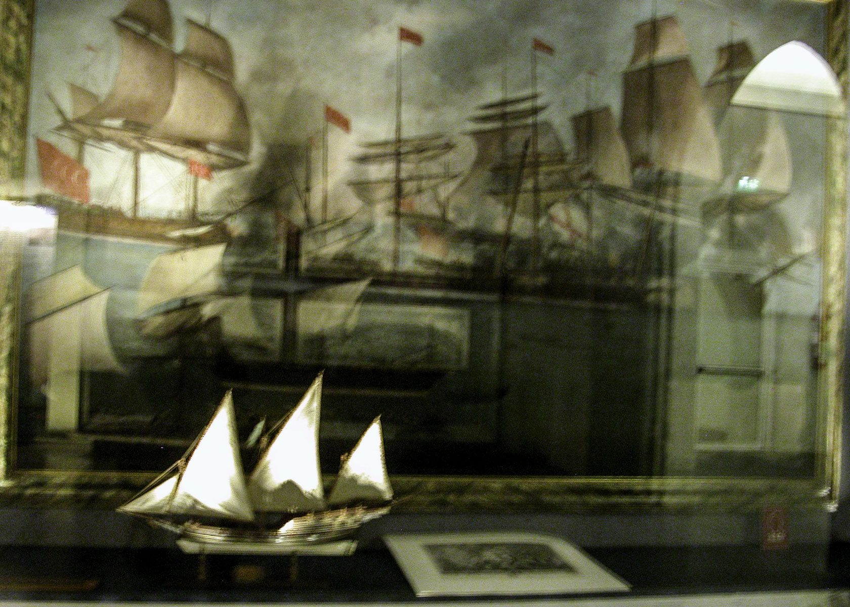 Sea Voyage through the Ages