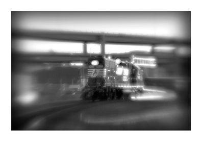 Train, Richmond Va.