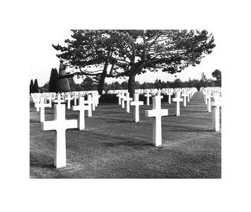 American Cemetery Coleville sur Mer