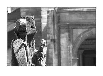 Sculpture St. Germain