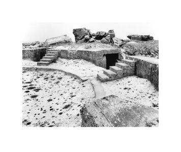 Casemate Ruin Pointe du Hoc
