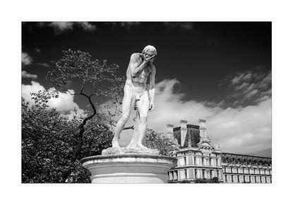 Statue Tuileries