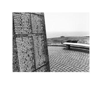 1st Infantry Division Monument Omaha Beach