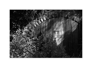 Sealed Train Tunnel 1926
