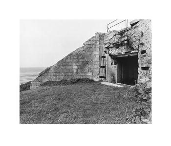 Wing Wall Omaha Beach