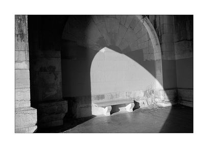 Bench Seine