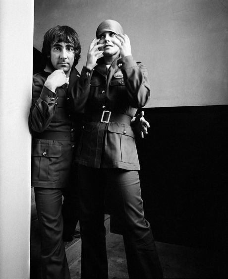 Keith Moon & Anne-Margret