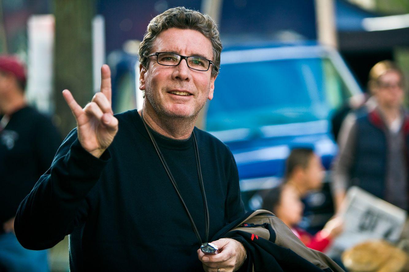 Cinematographer Peter Menzies Jr.