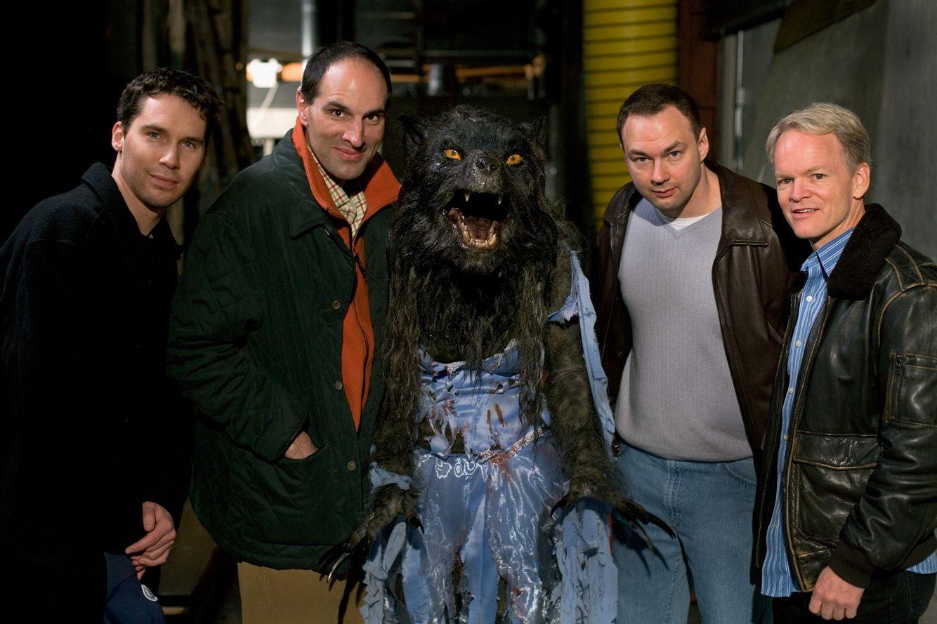 Producers: Bryan Singer, Jon Jashni, William Fay