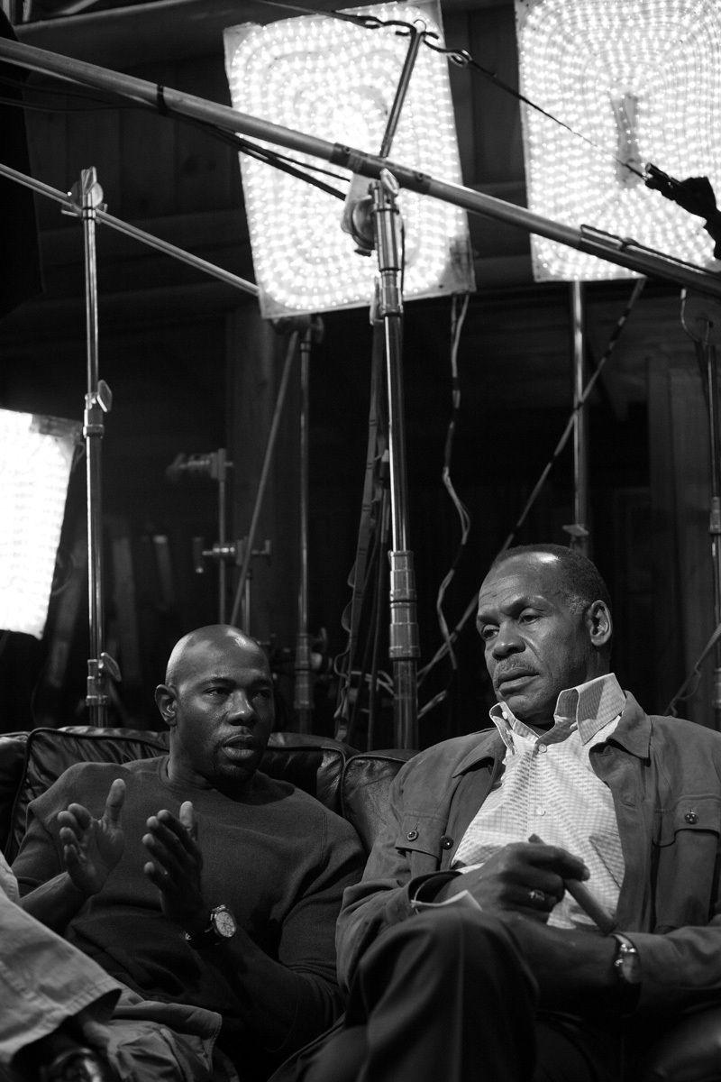 Dirctor Antoine Fuqua & Danny Glover