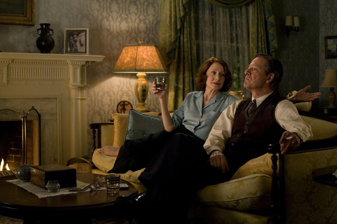 Chris Cooper  &  Patricia Clarkson