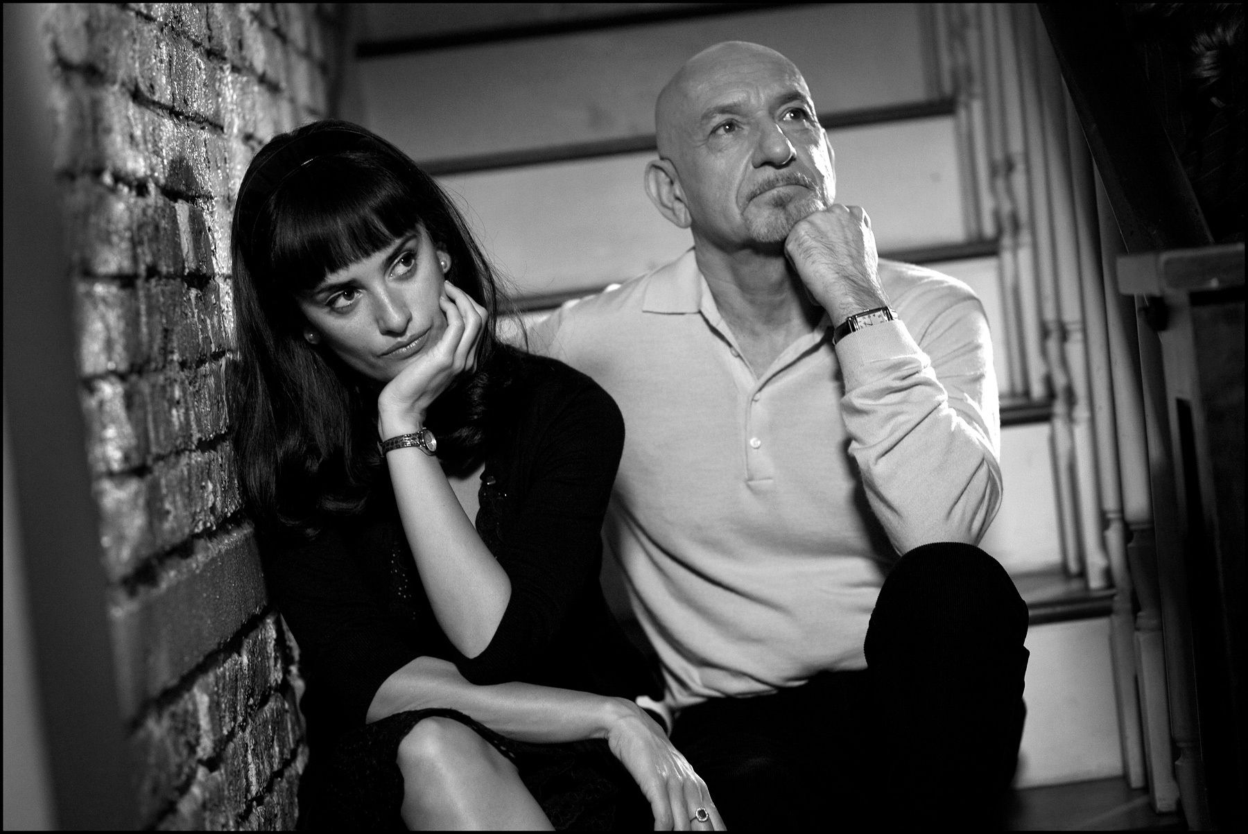 Penélope Cruz  &  Ben Kingsley