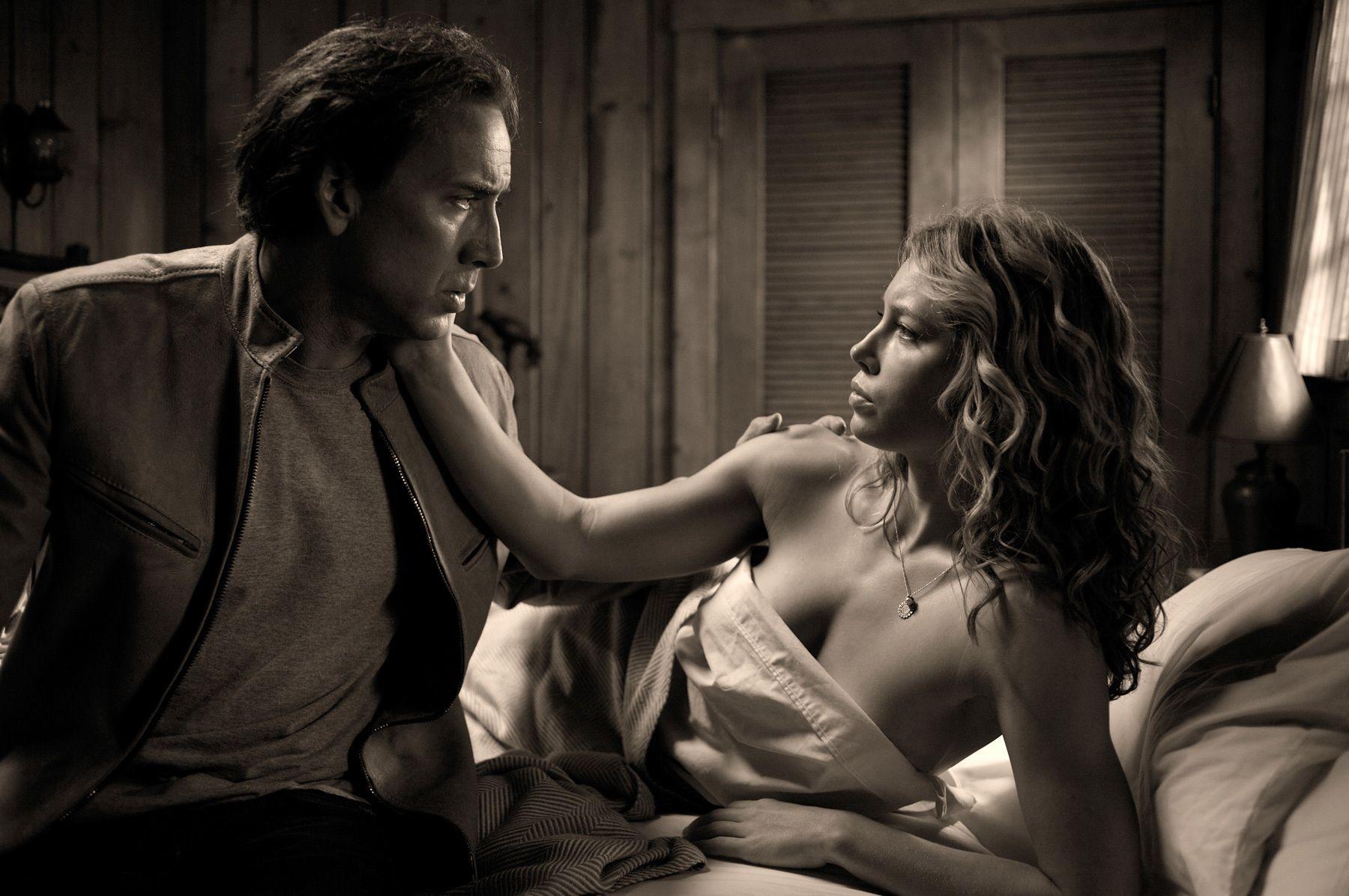 Nicolas Cage - Jessica Biel
