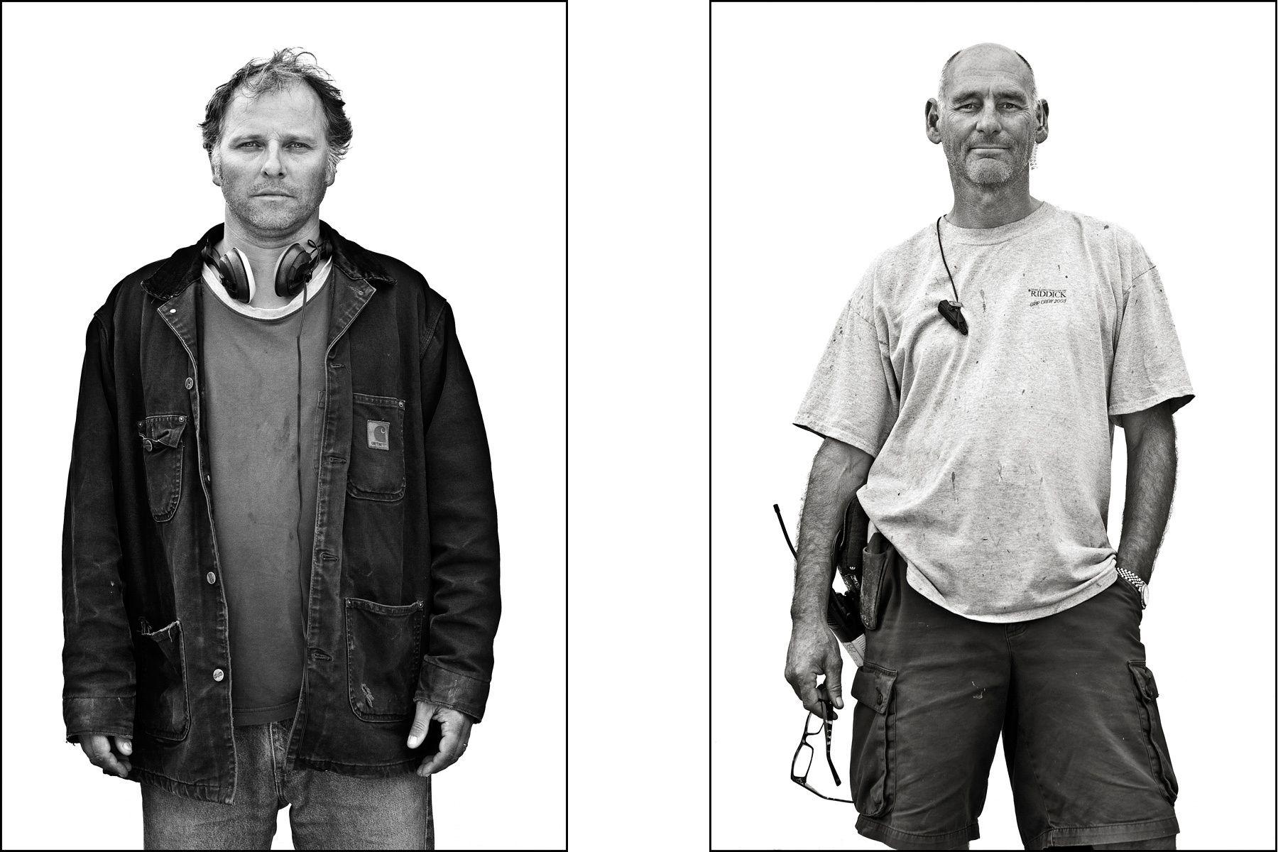 Rob sound & Tom standby paint
