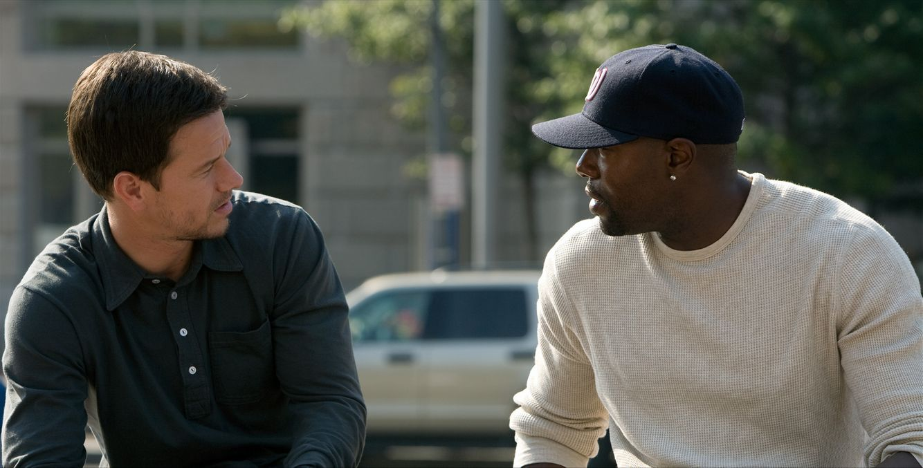 Mark Wahlberg & director Antoine Fuqua