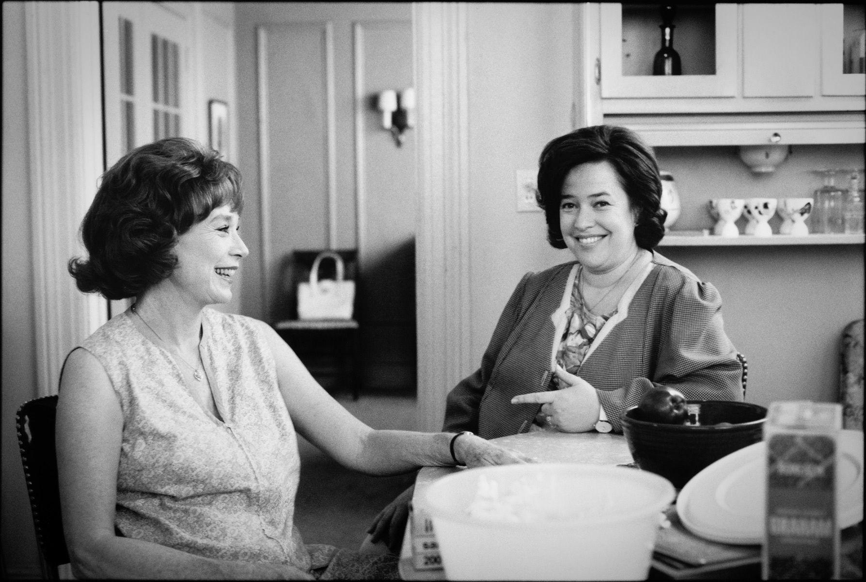 Shirley MacLaine & Kathy Bates