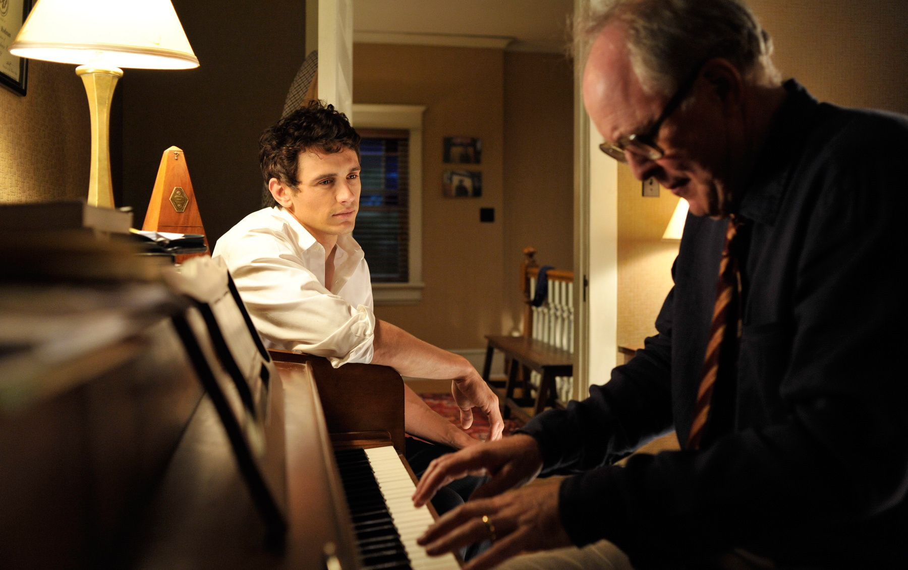 James Franco  &  John Lithgow