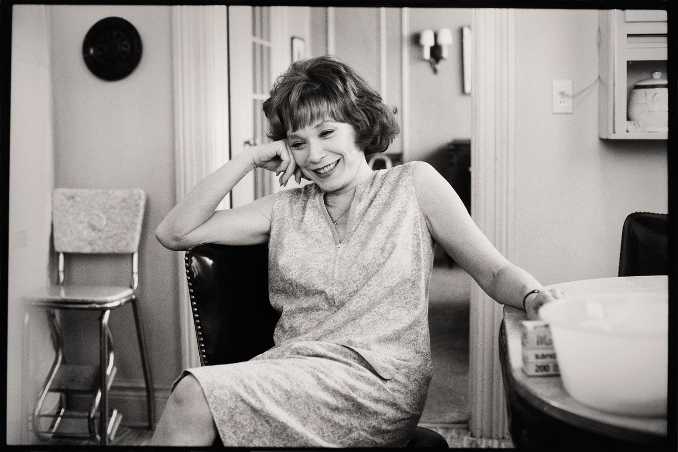 Lovely Shirley MacLaine