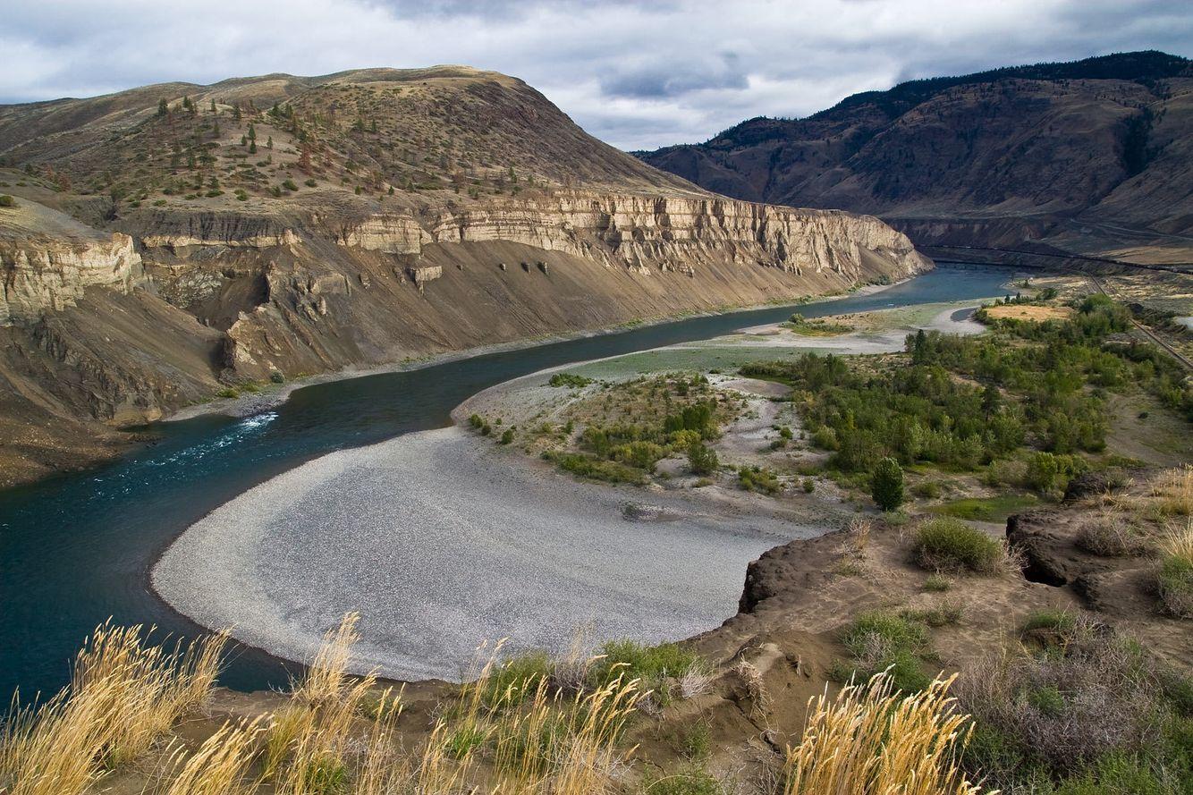 Filming location - Ashcroft British Columbia