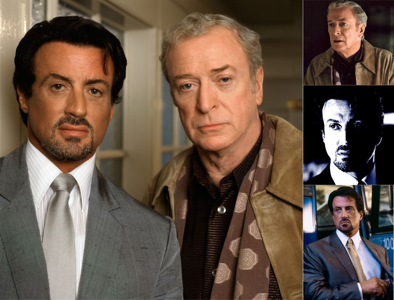Sylvester Stallone & Michael Caine