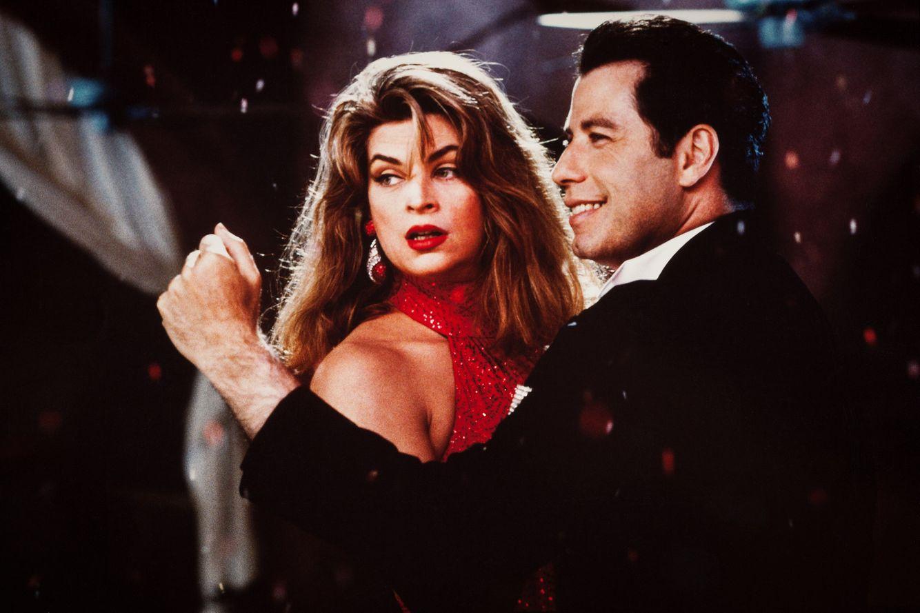 John Travolta & Kirstie Alley