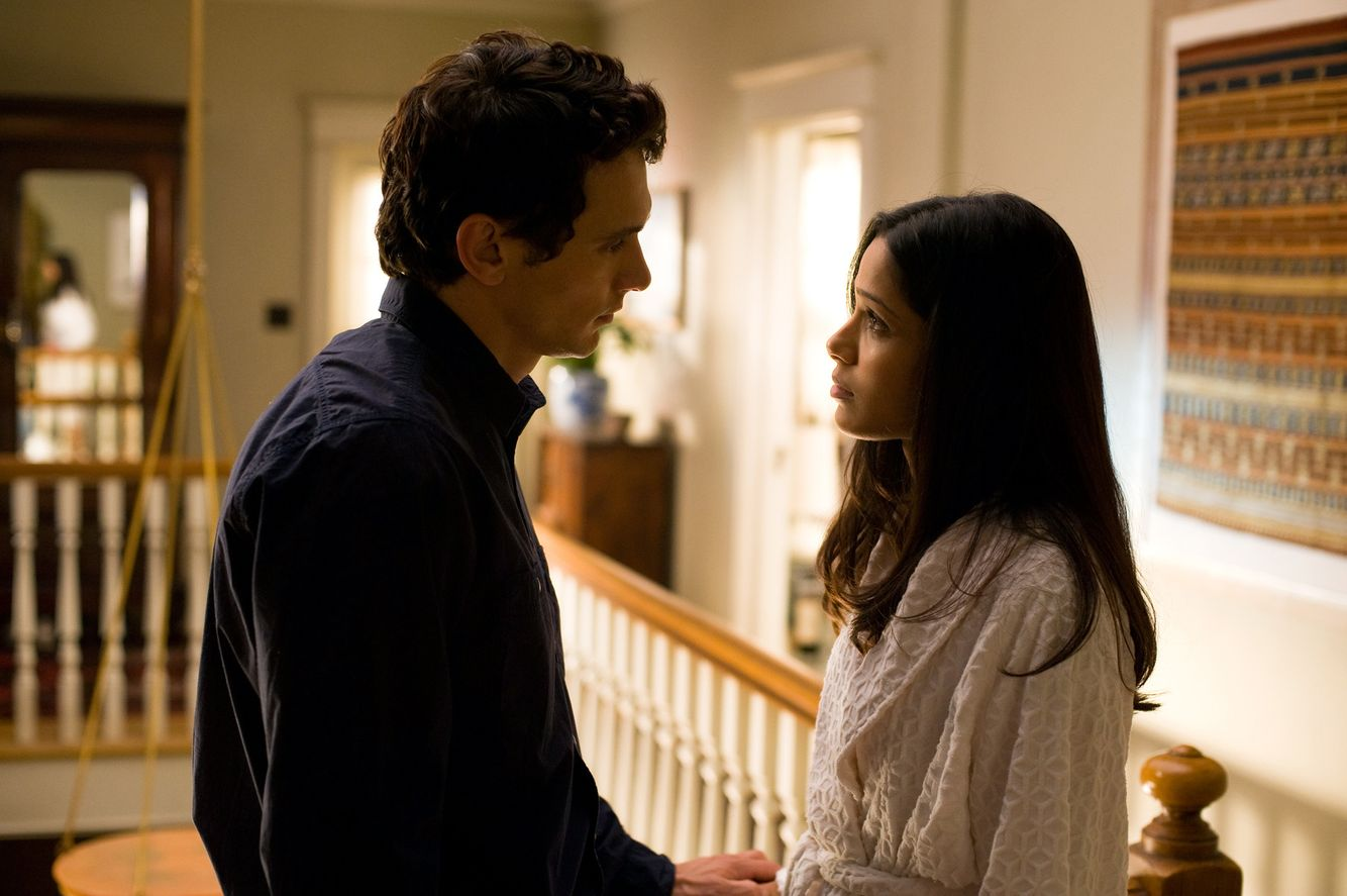 Freida Pinto  &  James Franco
