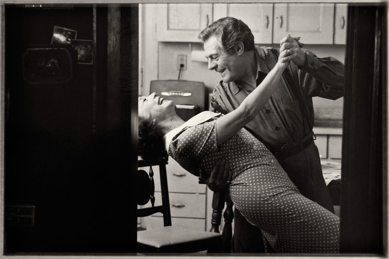 Shirley MacLaine & Marcello Mastroianni