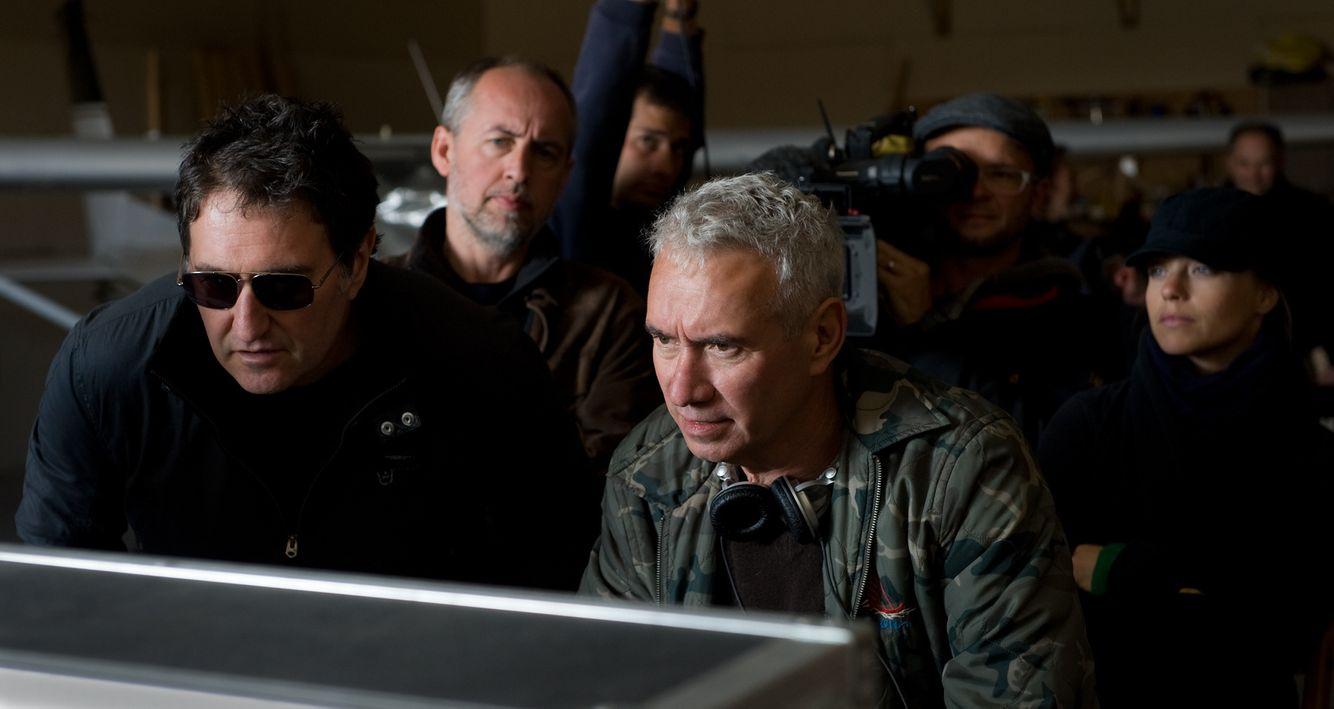 Director Roland Emmerich - Writer Harald Kloser