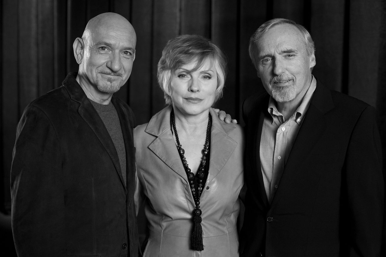 Ben Kingsley Deborah Harry Dennis Hopper