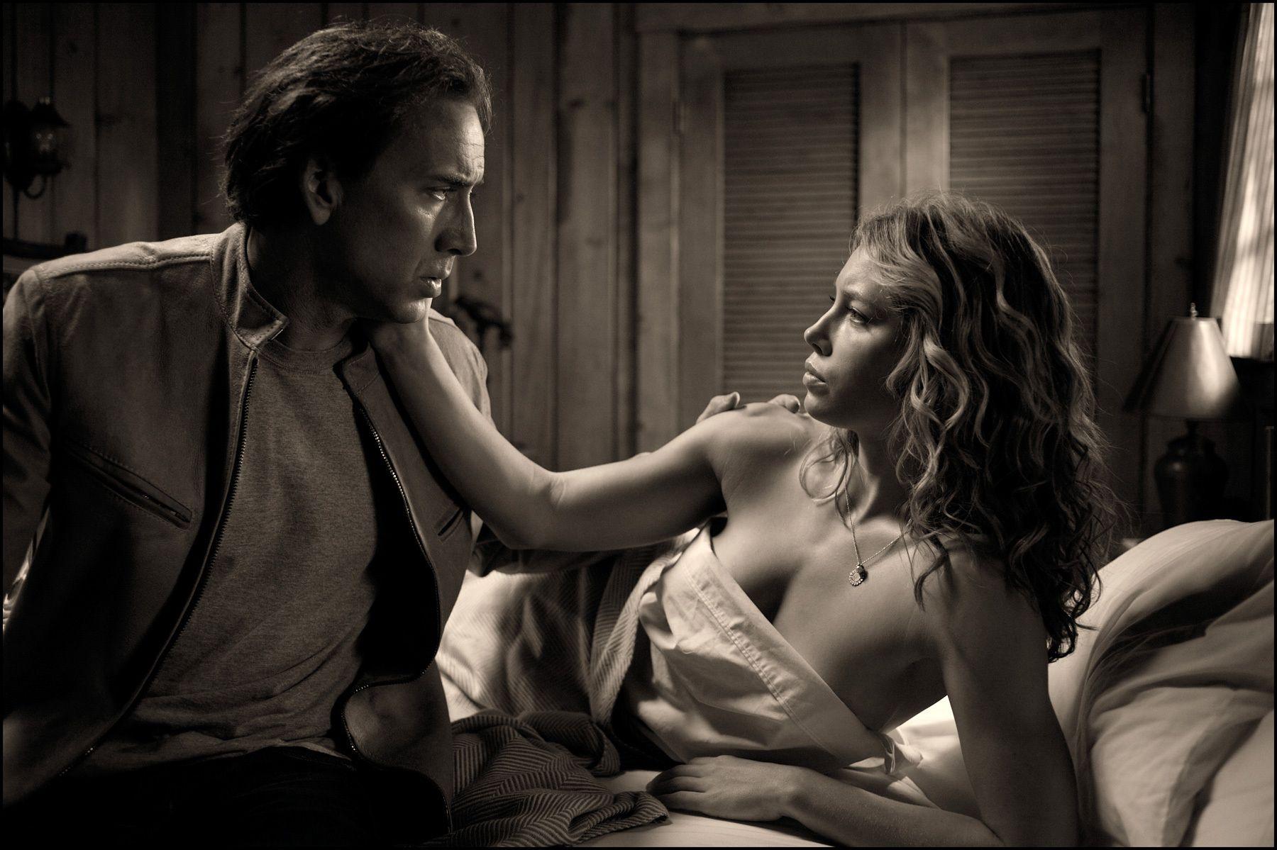 Nicolas Cage & Jessica Biel