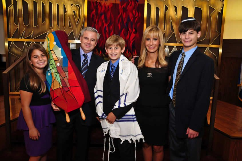 Bar Mitzvah temple photography