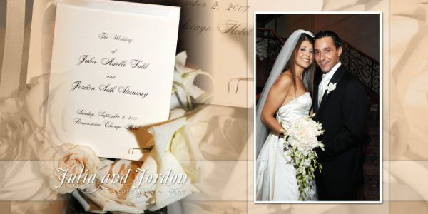 Sample Wedding Album 2