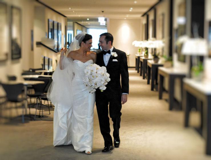 Radisson Blu Aqua Wedding