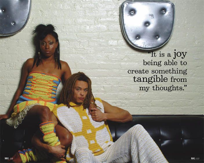 NRG Magazine Fashion and Sex Issue-2005