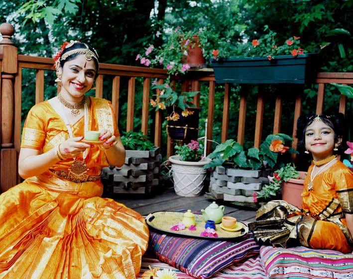 Sudha Seetharaman & Khundlen